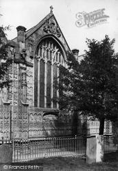 Launceston, Church Of St Mary Magdalene, East Window 1890