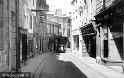 Launceston, Church Street c.1949