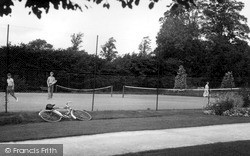 Launceston, Coronation Park c.1955