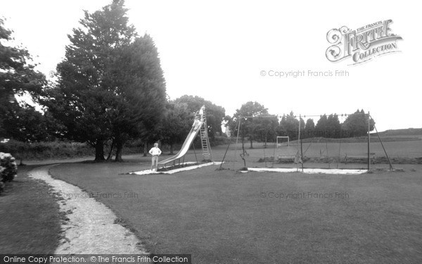 Photo of Launceston, Coronation Park c.1960