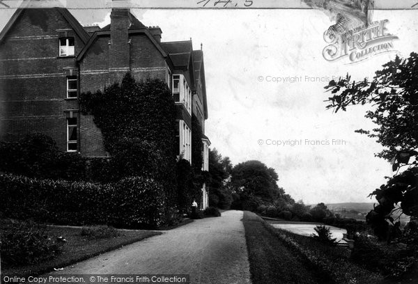 Photo of Launceston, Dunheved College 1906