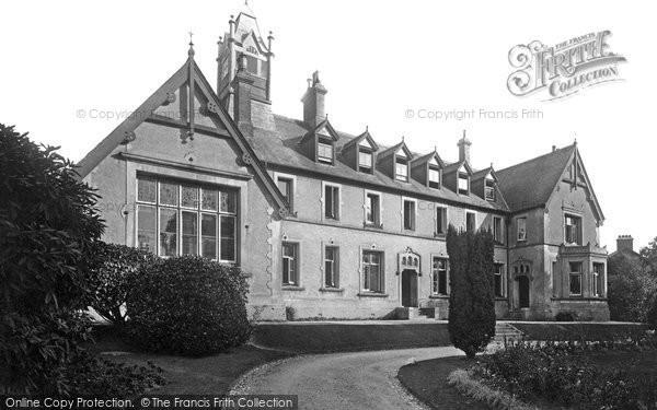 Photo of Launceston, Dunheved College 1911