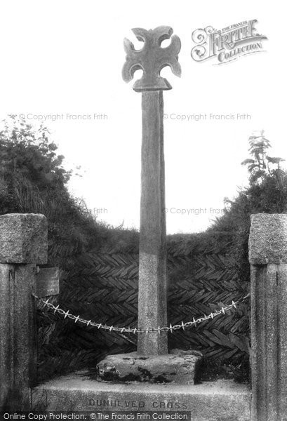 Photo of Launceston, Dunheved Cross 1906