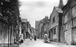 Launceston, Fore Street 1893