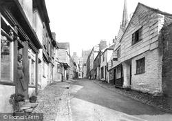 Launceston, Fore Street 1906