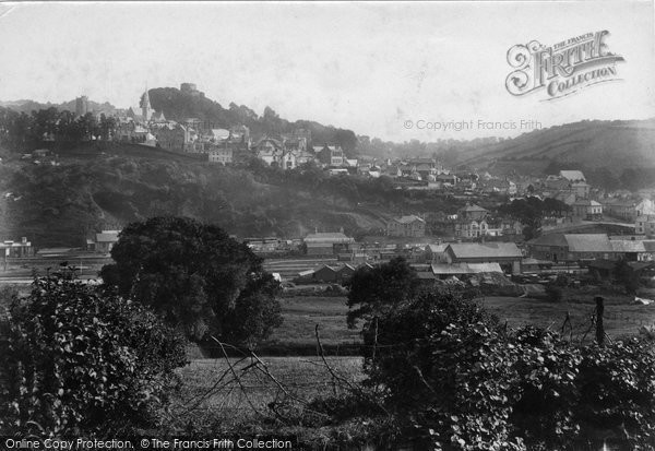 Photo of Launceston, From St Stephens Hill 1906