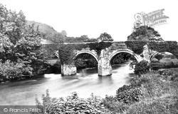 Launceston, Greystone Bridge c.1875