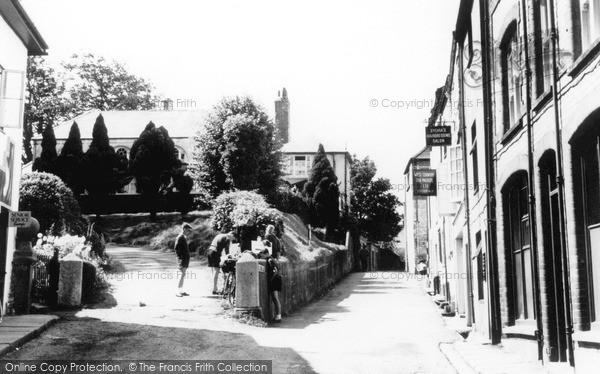 Photo of Launceston, Madford Lane c.1960