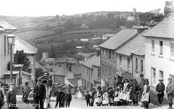 Launceston, Old Hill 1893