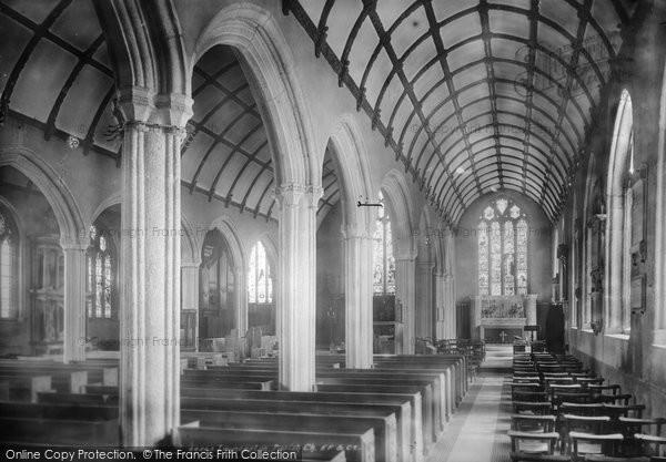 Photo of Launceston, Parish Church 1899