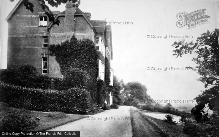Photo of Launceston, Pendruccombe 1906