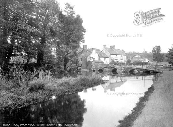 Photo of Launceston, River Kensey At St Thomas 1938