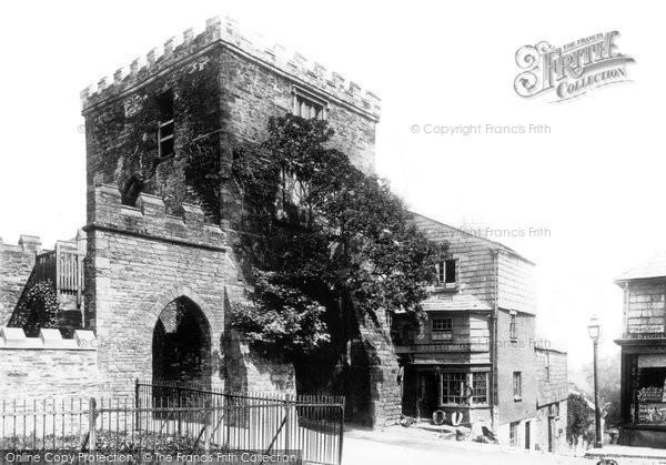 Photo of Launceston, Southgate 1893