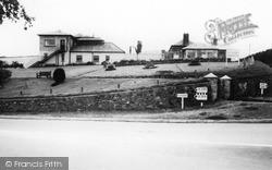 Launceston, St Mary's Hospital c.1960