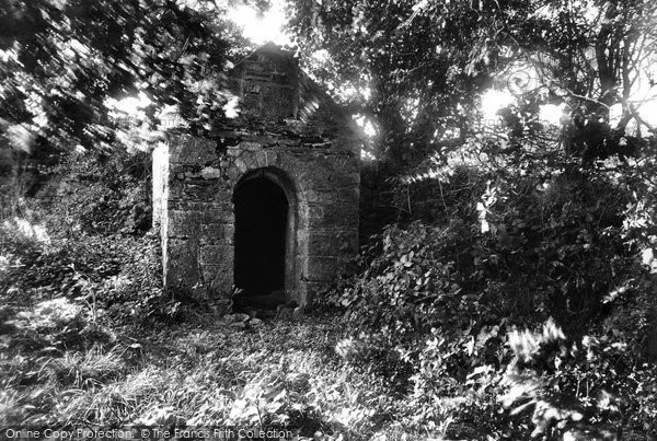 Photo of Launceston, St Stephen's Holy Well 1911
