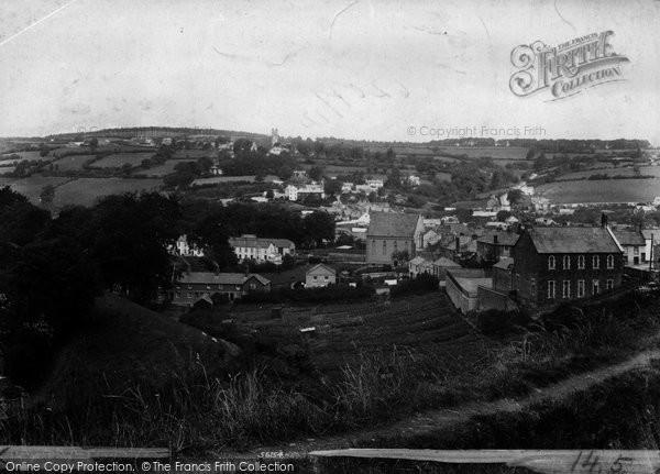 Photo of Launceston, St Stephens 1906