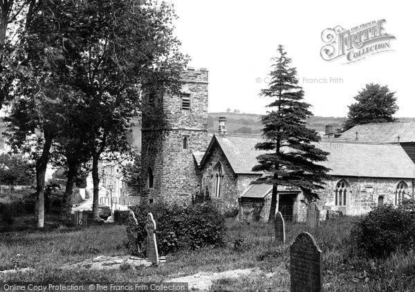 Photo of Launceston, St Thomas' Church 1893