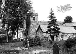 Launceston, St Thomas' Church 1893