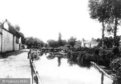 Launceston, St Thomas's Bridge 1893