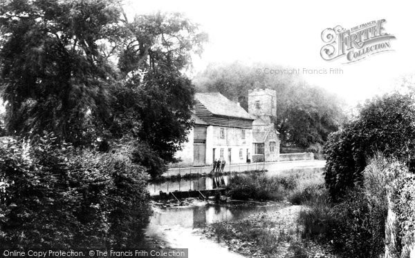 Photo of Launceston, St Thomas's Church 1906
