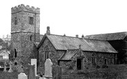 Launceston, St Thomas's Church c1955