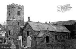 Launceston, St Thomas's Church c.1955