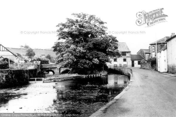 Photo of Launceston, The River Kensey At St Thomas c.1960