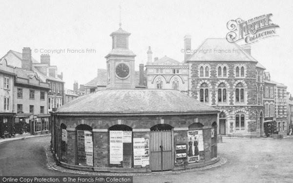 Photo of Launceston, The Square, The Butter Market 1906