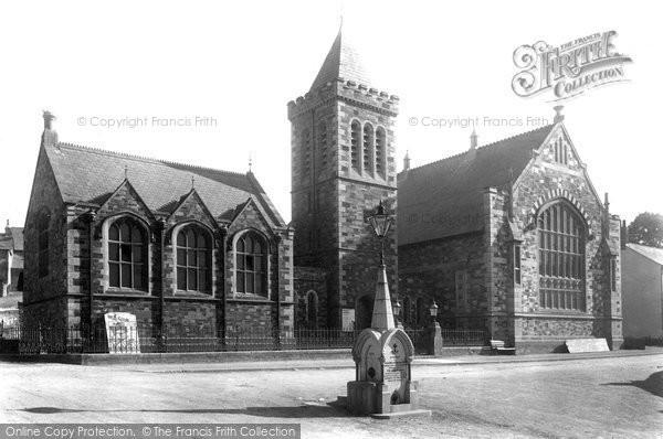 Photo of Launceston, Town Hall 1899