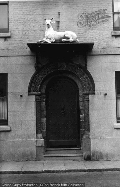 Photo of Launceston, White Hart c.1955
