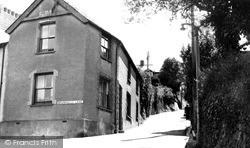 Launceston, Windmill Hill c.1960