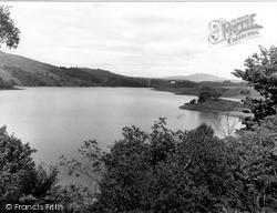 Woodhall Loch c.1955, Laurieston