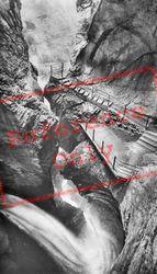 Trummelbach, The 5th Fall c.1930, Lauterbrunnen