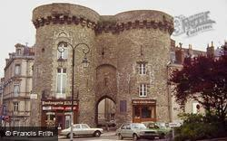Porte Beucheresse, Gateway Of Old Town 1984, Laval