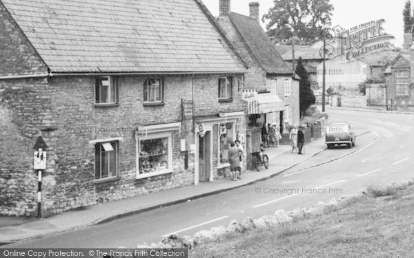Photo of Lavendon, Northampton Road, People 1967