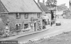Lavendon, Northampton Road, People 1967