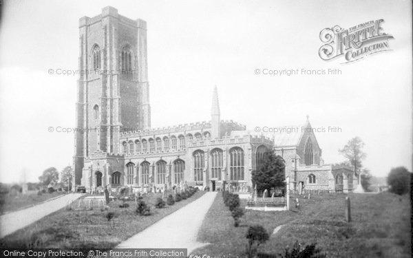 Photo of Lavenham, Church Of Ss Peter And Paul 1904