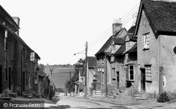Prentice Street c.1955, Lavenham