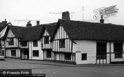 Swan Hotel 1965, Lavenham