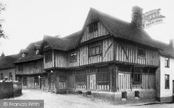 The Guildhall 1904, Lavenham