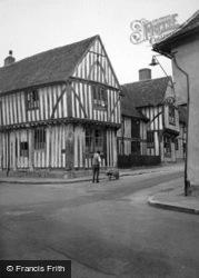 Wool Hall 1950, Lavenham