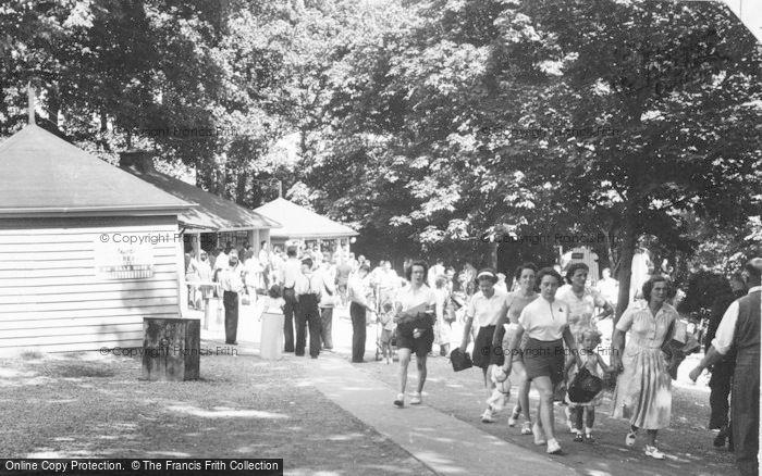 Photo of Lavernock, c.1955