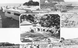 Lavernock, Composite c.1955
