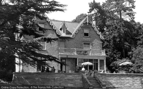Photo of Lavernock, The Bay Hotel c.1955