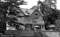 Lavernock, The Bay Hotel c.1955