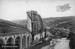 Laxey, The Wheel 1896
