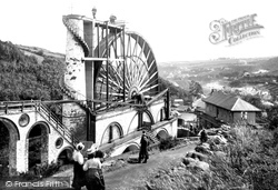 Laxey, The Wheel 1907