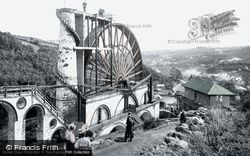 The Wheel 1907, Laxey
