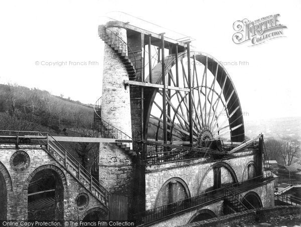 Photo of Laxey, Wheel 1894