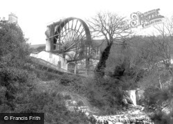 Wheel 1894, Laxey